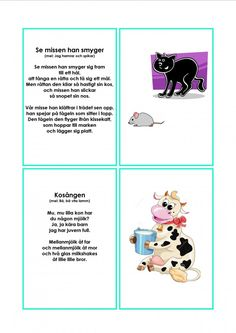 Mariaslekrum Learn Swedish, Swedish Language, Daycare Crafts, Circle Time, Music Classroom, Singing, Preschool, Ord, Education