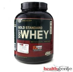 You can buy online whey protein, whey protein shakes, whey protein supplements and whey protein isolate through healthgenie.in. We provide huge range of health products at lowest price in India, Free Shipping and COD Available.