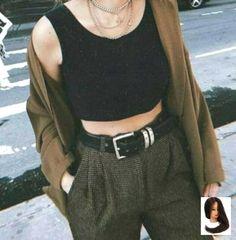 New fashion vintage hipster indie grunge ideas Indie Outfits, Hipster Outfits, Girl Outfits Tumblr, Grunge Style Outfits, 90s Fashion Grunge, Style Grunge, Sporty Outfits, Boho Outfits, Look Fashion