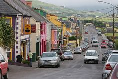 Waterville, Ireland- one of our destinations