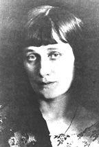 Lot's Wife by Anna Akhmatova translated by Max Hayward and Stanley Kunitz