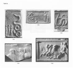 Staatliche Museen zu Berlin - Gipsformerei / Kataloge. Schlange. Weihrelief an Zeus Meilichios, am Hafen Zea bei Athen