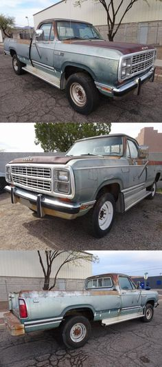 1979 Dodge Power Wagon pickup project [survivor with surface rust] Project Cars For Sale, Dodge Power Wagon, Steel Wheels, Rust, Surface, Projects, Log Projects, Blue Prints