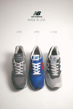 New Balances #madeinus #nbs #newbalance #998 #nb998 #nb990 #sneakers #trainers #running