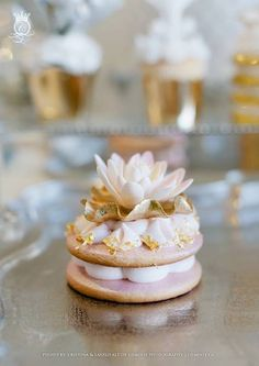 Water Lilly Cookie