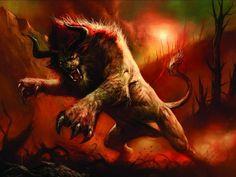 fantasy artwork art creature monster