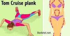 12 druhov planku pre každú svalovú skupinu, ktoré dokážu nahradiť členstvo v posilňovni Planking, Tom Cruise, Total Body, Family Guy, Relax, Gym, Fitness, Sport, Deporte