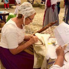 『ブティ』とは、17世紀頃からプロヴァンス地方など南フランスで作られてきた伝統の手芸。