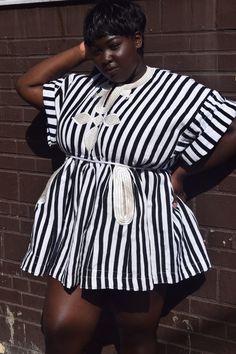 Big Beautiful Black Girls — IG: a. Short African Dresses, African Fashion Dresses, Fashion Outfits, African Traditional Wedding, African Traditional Dresses, Kente Styles, Latest Ankara Styles, Bold Fashion, Fashion Prints
