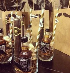 , Whitney Renee' Anderson*** As the boys head out for bachelor party fun in Vegas,. , Whitney Renee' Anderson*** As the boys head out for bachelor party fun in Vegas, I thought they could enjoy these manly gift bags! Diy Father's Day Gift Baskets, Fathers Day Gift Basket, Diy Father's Day Gifts, Great Father's Day Gifts, Father's Day Diy, Fathers Day Gifts, Basket Gift, Fun Gifts For Men, Gift Idea For Men
