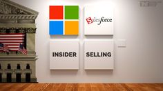 Insider Selling: Microsoft Corporation (MSFT), Salesforce.com, inc. (CRM)