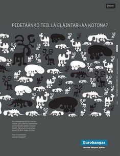 Vuoden Aikakausilehtimainos 2011 (4/4) (Eurokangas, Folk, Voitto)