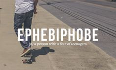 Fear of Teenagers