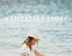 Golden Hour, Personal Branding, New Work, Amazing Women, Behance, Profile, Photoshoot, Gallery, Check