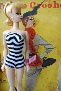 barbie moda anos 50