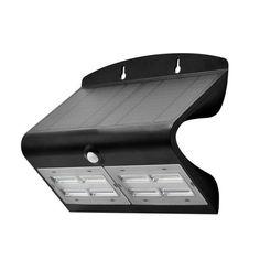 V-tac LED solar buitenverlichting - - 800 Lm - zwart Neutral, Products, Cluster Pendant Light, Solar Lights, Gadget