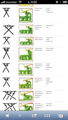 Sublime Crochet for Absolute Beginners Ideas. Capital Crochet for Absolute Beginners Ideas. Beginner Crochet Tutorial, Crochet Diagram, Crochet Chart, Crochet Basics, Crochet For Beginners, Filet Crochet, Knit Crochet, Crochet Flower Patterns, Crochet Stitches Patterns