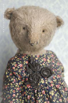 Купить Выкройка медведя Соня - выкройка, выкройка pdf, выкройка мишки Тедди, выкройка мишки