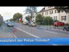 Einsatz der Polizei