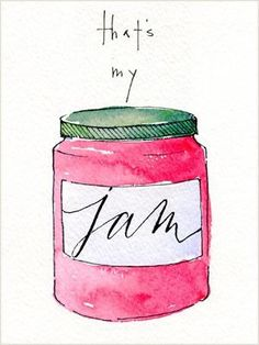 my jam jam jammin' haha