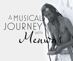 """Every concert of Menwar is a live show, a poetic trance… He performs, jumps, talks with the audience, claps his hands and makes music with nutshells and sugar cane flower stalks. Menwar has actually created his own music style, Sagaï, which he has been developing and refining since 2002. Acoustic sounds and percussion jams are the highlights of this genre that Menwar himself describes as """"a musical energy that pierces through the soul"""".  Picture © Sophie Montocchio"""