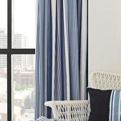 Helena Springfield Blue 'Regatta' curtains- at Debenhams.com