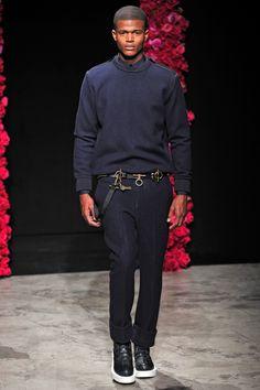 Givenchy Fall/Winter 2011 Menswear Paris RTW