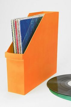 LP Storage File - Urban Outfitters - $18