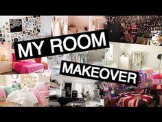 DIY Tumblr Room Decor! | Turn Your Room Into Tumblr! | Cheap & Easy Tumblr Room Decor Ideas! - YouTube