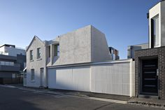 inglis architects / botherambo street residence, richmond