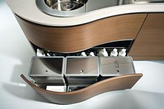 Dune Kitchen: Ergonomics and evolution.