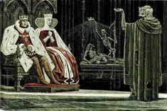 «Ромео и Джульетта» В. Шекспира (1982) Савва Бродский, Граттаж, 1982