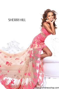 Sherri Hill 21161 at Prom Dress Shop