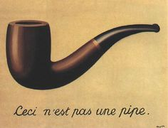 Top 10 Famous Paintings | Biography Online......Ceci N'est pas une Pipe by Rene Margritte
