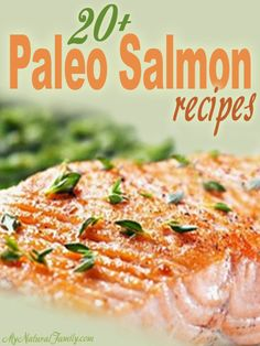 I love what I do to make salmon, but I don't change it up. More recipes to try, I can't wait!