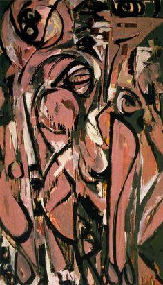"""""""Birth"""" by Lee Krasner"""