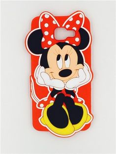 3D Cartoon Stitch Minions Minnie Mouse Sully Soft Silicone Phone Case For Samsung Galaxy A5 2016 A510F A510 A5100 Back Cover