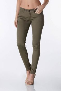 You simply cannot go wrong with these skinny jeans!