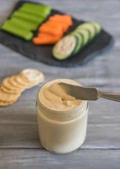 Cashew Cheese Recipe   One Ingredient Chef