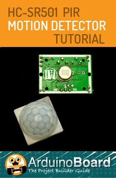How to use these common, inexpensive PIR motion detector modules with Arduino.         https://arduino-board.com/tutorials/pir-motion