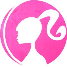 This Barbie™️ silhouette is taken from a picture of a Barbie Boutique bag I have. Does anyone recall the Barbie Boutique in Chadstone, Melbourne in 2006?