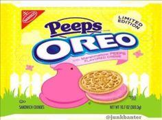 「peeps oreo」の画像検索結果