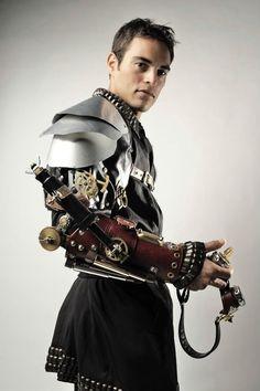 steampunk armor #art #design #steampunk #steam_punk #armor #amazing…