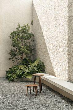 Gallery of Octavia House / PPAA Pérez Palacios Arquitectos Asociados - 5 Best Boutique Hotels, A Boutique, Outdoor Spaces, Outdoor Living, Lattice Screen, Tulum, Garden Design, House Design, Gazebo
