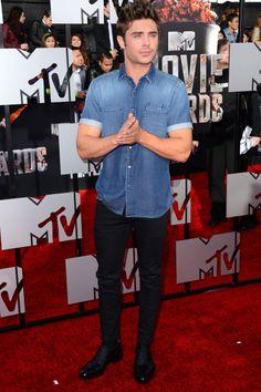 Zac Efron - MTV Movie Awards 2014