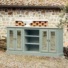 Sorrento Console with Standard Mirror | European-Inspired Home Furnishings | Ballard Designs