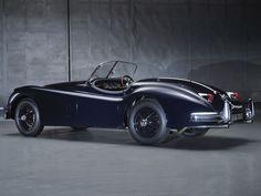 Jaguar XK140 3.4....