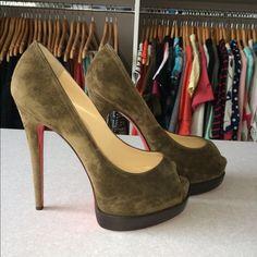 CHRISTIAN LOUBOUTIN HIGHNESS 160 Nude | Christian Louboutin Shoes ...