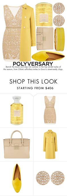 """""""Celebrate Our 10th Polyversary! #3"""" by noraaaaaaaaa ❤ liked on Polyvore featuring Creed, Nicole Miller, Furla, L.K.Bennett, Le Monde Beryl, Dana Rebecca Designs, Talbots, polyversary and contestentry"""