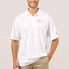 TCS Men's Nike Dri-FIT Pique Polo Shirt - diy cyo customize create your own personalize